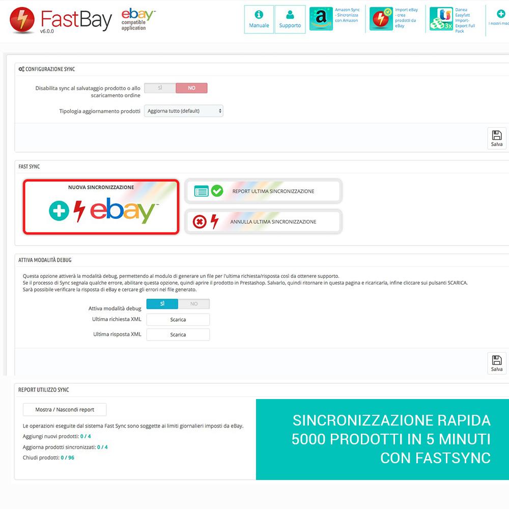926667f79b Sincronizza Prestashop 1.7 - 1.6 con eBay