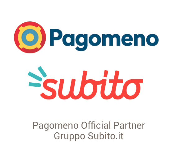 Partner Pagomeno - Subito.it group