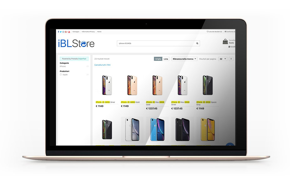 IBL Store